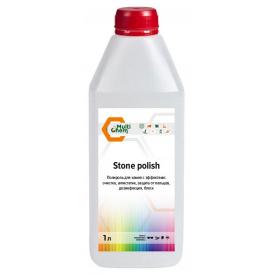 Поліроль для каменю : очищення, антистатик, захист від пальців, дезінфекція, блиск 1 л