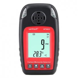 Газоанализатор СО + термометр WINTACT WT8825