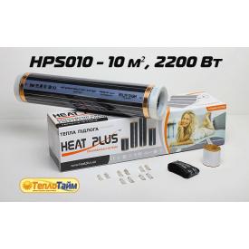 Комплект Теплый пол серия стандарт HPS010 (10 м2 2200 Вт)