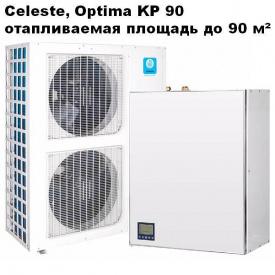 Тепловой насос воздух-вода, Celeste, Optima KP 90