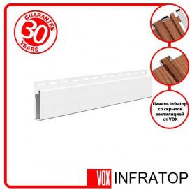 J-планка Софіт VOX Infratop Біла 3,05м