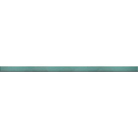 Фриз стеклянный Kotto Keramika GF 9025 Cerulean Pearl 900х25 мм