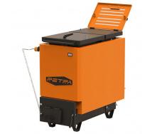 Котёл шахтного типа Ретра-6М Сomfort Orange 21 кВт