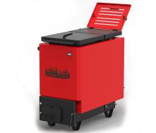Котёл шахтного типа Ретра-6М Red 11 кВт