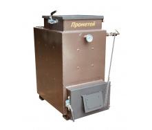 Шахтный котел Прометей - 15 кВт Длительного горения