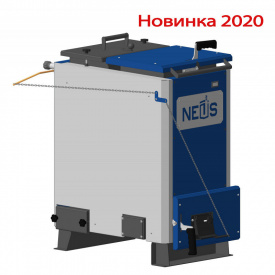 Шахтний котел Неус Mine 30 кВт с автоматикой