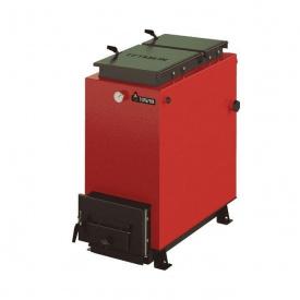 Шахтный твердотопливный котел Гетьман - 17 кВт