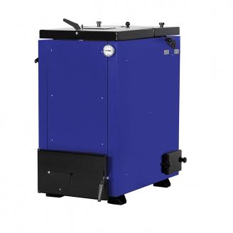Шахтный котел Холмова Макситерм - 12 кВт Длительного горения
