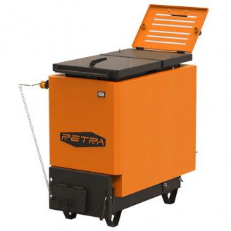 Котёл шахтного типа Ретра-6М Сomfort Orange 32 кВт