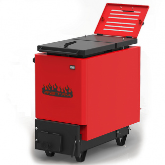 Котёл шахтного типа Ретра-6М Red 21 кВт
