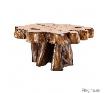 Деревянный журнальный столик Премиум Код: СЖ-1 Под заказ