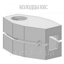 Колодязі зв'язку ККС-2М-1 монолітні