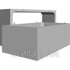 Ланки прямокутні для водопропускних залізобетонних труб ЗП 21.100