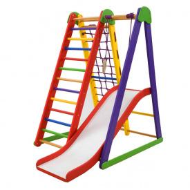 Детский спортивный уголок для дома SportBaby Kind-Start-4