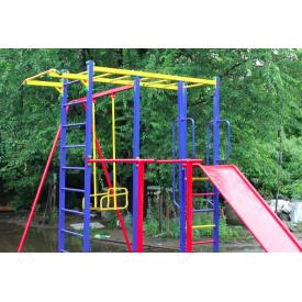Детский спортивно игровой комплекс-площадка Dali 809 для улицы с горкой и качелей