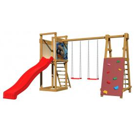 Детская площадка SportBaby №6 деревянная