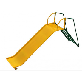 Детская горка-спуск Dali-806 металлическая для улицы