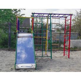 Детская уличная спортплощадка Dali Веселка-М металлический комплекс