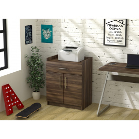 Офісна тумба Loft-design L-640 для підлоги для принтера документів