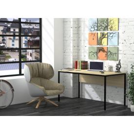 Письменный стол Loft-Design L-3p Светлый дуб-борас