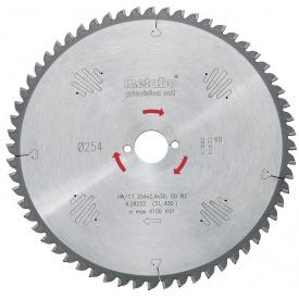 Пильный диск Metabo HW/CT 315x30 84 WZ 5 (628225000)