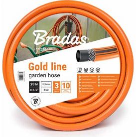 Шланг для полива Bradas GOLD LINE 3/4 дюйм 30м (WGL3/430)
