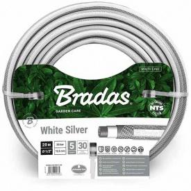 Шланг для полива Bradas NTS WHITE SILVER 3/4 дюйм - 50м (WWS3/450)