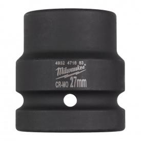 "Головка Milwaukee ShW 1"" 27 мм (4932471663)"