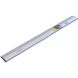 Правило-трапеция Сталь 250 см с ребром жесткости 95 мм (26053)