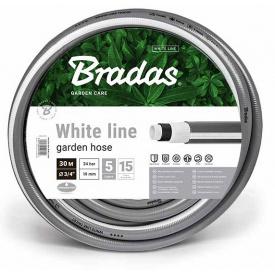Шланг для полива Bradas WHITE LINE 3/4 дюйм (WWL3/450)