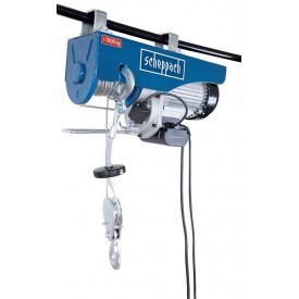 Электрическая таль Scheppach HRS1000 (5906905901)