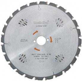 Пильный диск Metabo 190x20 HW/CT 14 WZ (628004000)