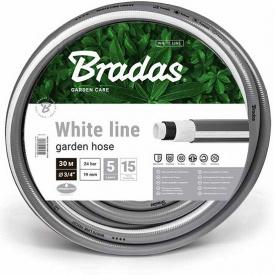 Шланг для полива Bradas WHITE LINE 1/2 дюйм (WWL1/220)