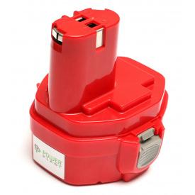 Аккумулятор PowerPlant для шуруповертов и электроинструментов MAKITA GD-MAK-14.4(A) 14.4 V 2.5 Ah NIMH (DV00PT0043)