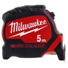 Рулетка метрическая Milwaukee WIDE BLADE 5 м 4932471815