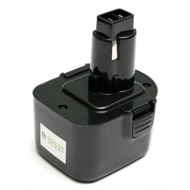 Аккумулятор PowerPlant для шуруповертов и электроинструментов DeWALT GD-DE-12, 12 V, 2.5 Ah, NIMH DE9074 (DV00PT0034)