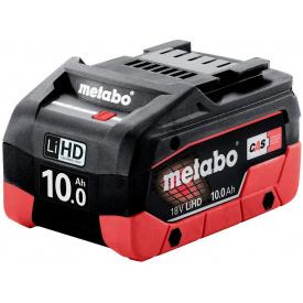 Аккумуляторная батарея Metabo LiHD 18 V, 10.0 Ah (625549000)