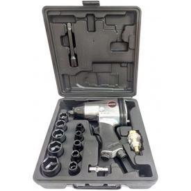 Набор пневмоинструмента AEROPRO RP7808 17 шт.
