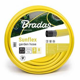 Шланг для полива Bradas SUNFLEX 3/4 дюйм 25м (WMS3/425)