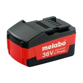 Аккумуляторный блок Metabo 36 В 1,5 Aг Li-Power Comp. (625453000)