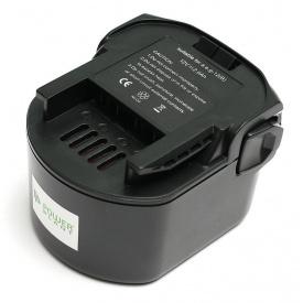Аккумулятор PowerPlant для шуруповертов и электроинструментов AEG GD-AEG-12(B), 12 V, 2 Ah, NICD B1214G (DV00PT0024)