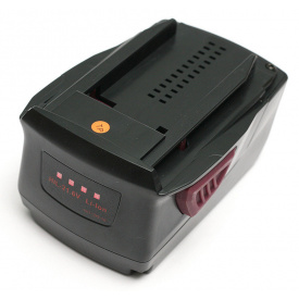 Аккумулятор PowerPlant для шуруповертов и электроинструментов HILTI GD-HIL-21.6, 21.6 V, 4 Ah, Li-Ion (DV00PT0010)