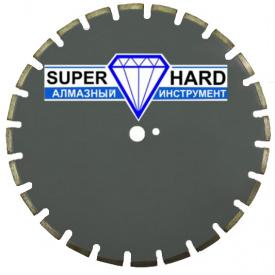 Алмазный диск Super HARD Strong (400х24)