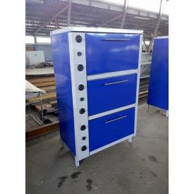 Шкаф жарочный электрический трехсекционный с плавной регулировкой мощности ШЖЭ-3-GN2/1 мастер
