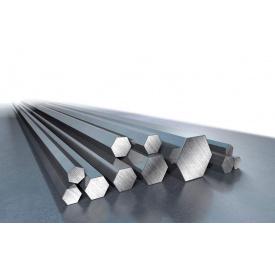 Шестигранник стальной калиброванный 80 мм