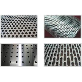 Перфорированный лист нержавеющий AISI 304 PA Rv10-15/3/1000x2000 мм