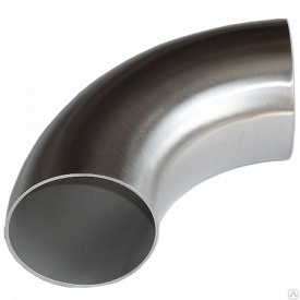 Отвод нержавеющий матовый 254,0х2,0 мм