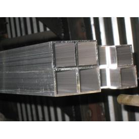Труба толстостенная прямоугольная бесшовная 150х80х6 мм