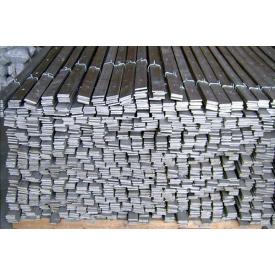Твердая полоса алюминиевая 4х50 мм