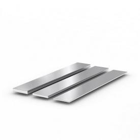 Алюминиевая шина мягкая 10х50 мм